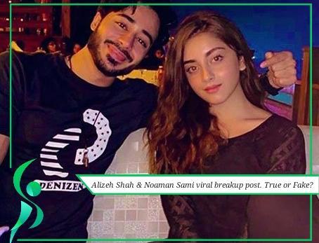 Alizeh Shah and Noaman Sami breakup