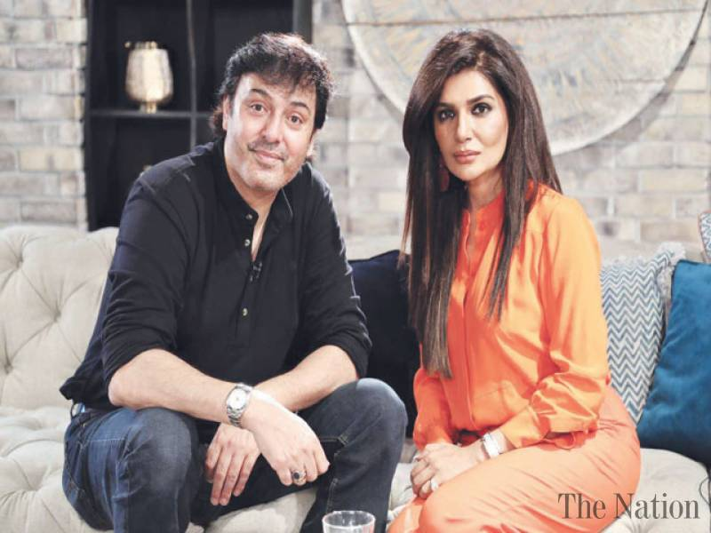 Did Noman Ijaz admit of being an infidel spouse?
