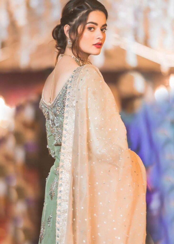 The secret bride. Is Minal Khan tying the knot?