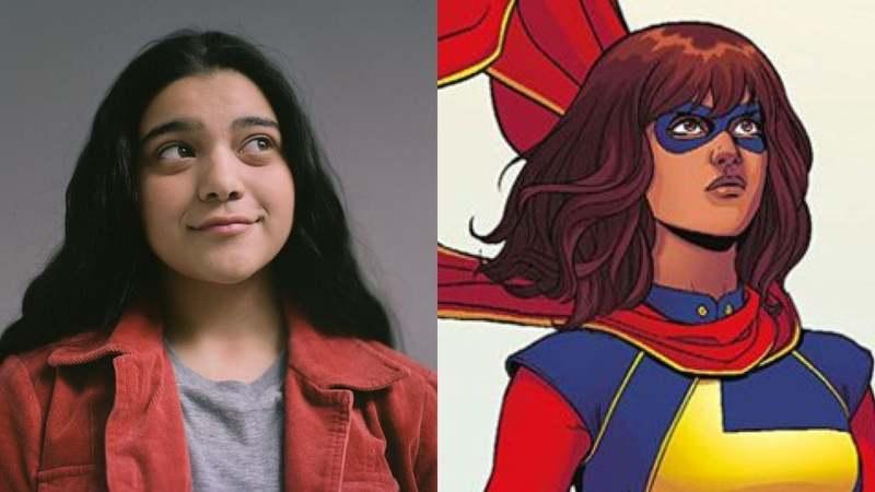 Meet the Pakistani Ms. Marvel - Iman Vellani