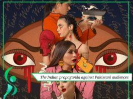 The Indian propaganda against Pakistani audiences