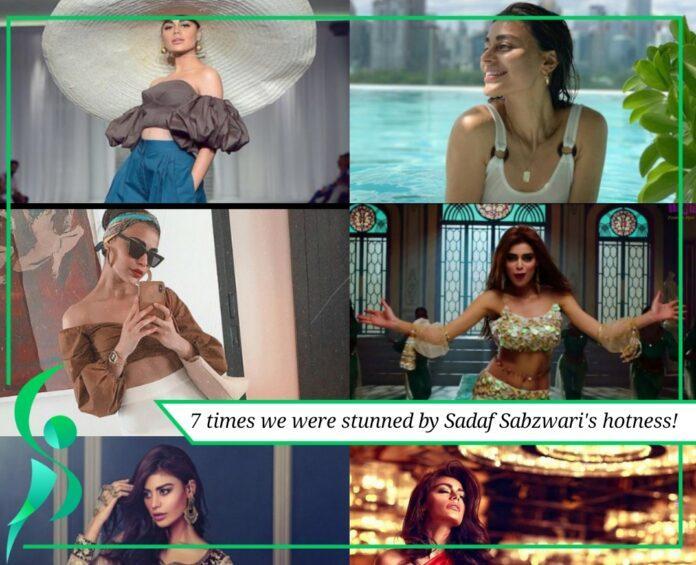 7 times we were stunned by Sadaf Sabzwari's hotness