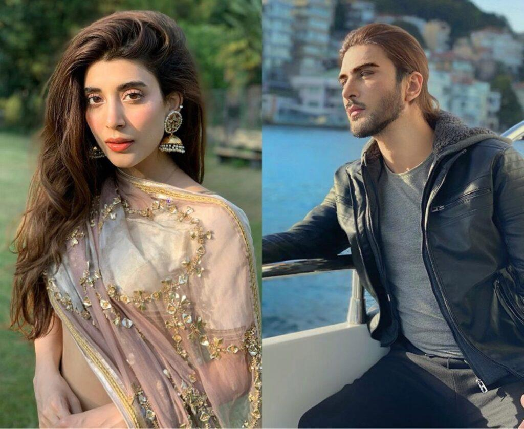 """Imran Abbas And Urwa Hocane To Be Seen Together In Upcoming Drama """"Amaanat"""""""