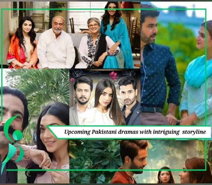 Upcoming Pakistani dramas with intriguing storyline!