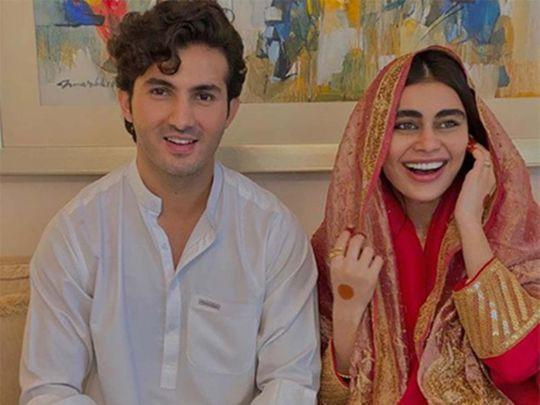 The Pakistani celebrity wedding roundup of the year 2020