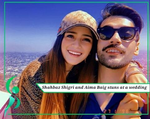 Shahbaz Shigri and Aima Baig are couple goals