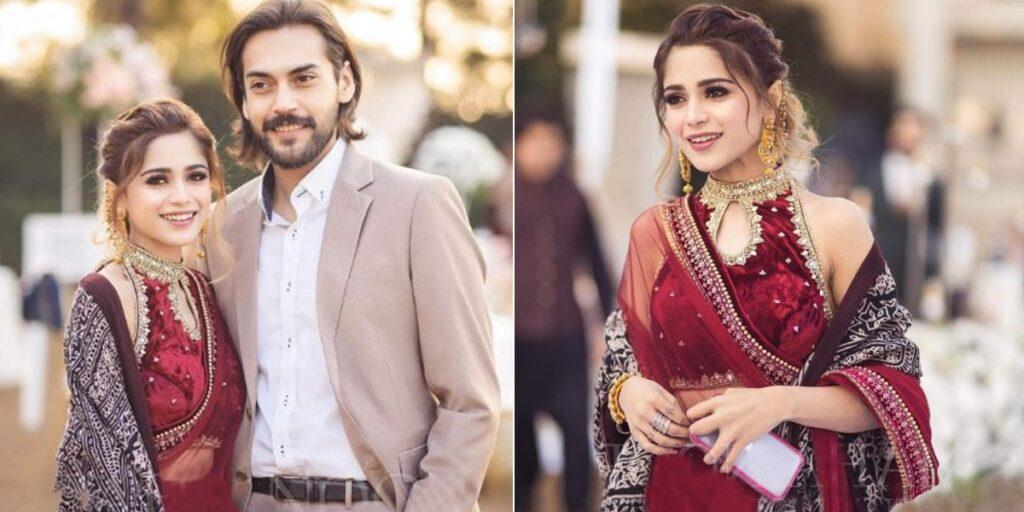 Shahbaz Shigri and Aima Baig are serving couple goals!