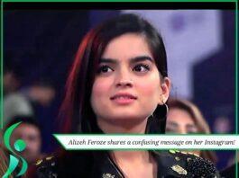 alizeh feroze shares a confusing message