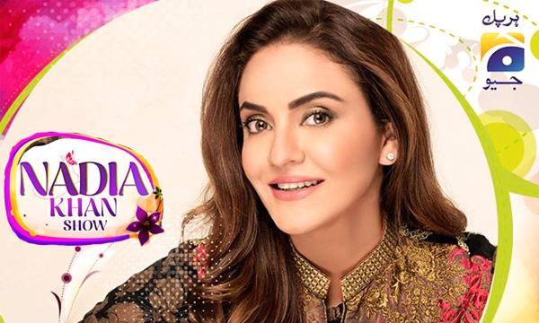 Nadia Khan exchange rings in a private ceremony