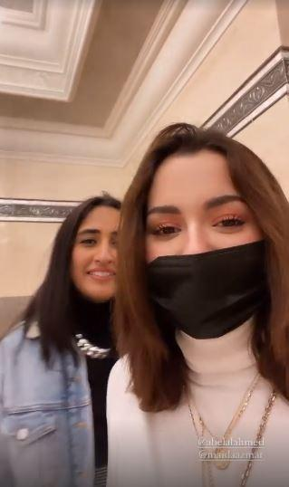 Latest Pictures of Hania Amir in Las Vegas USA
