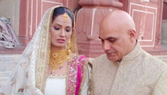 Marriage of Jia Ali with Hong Kong based Pakistani businessman