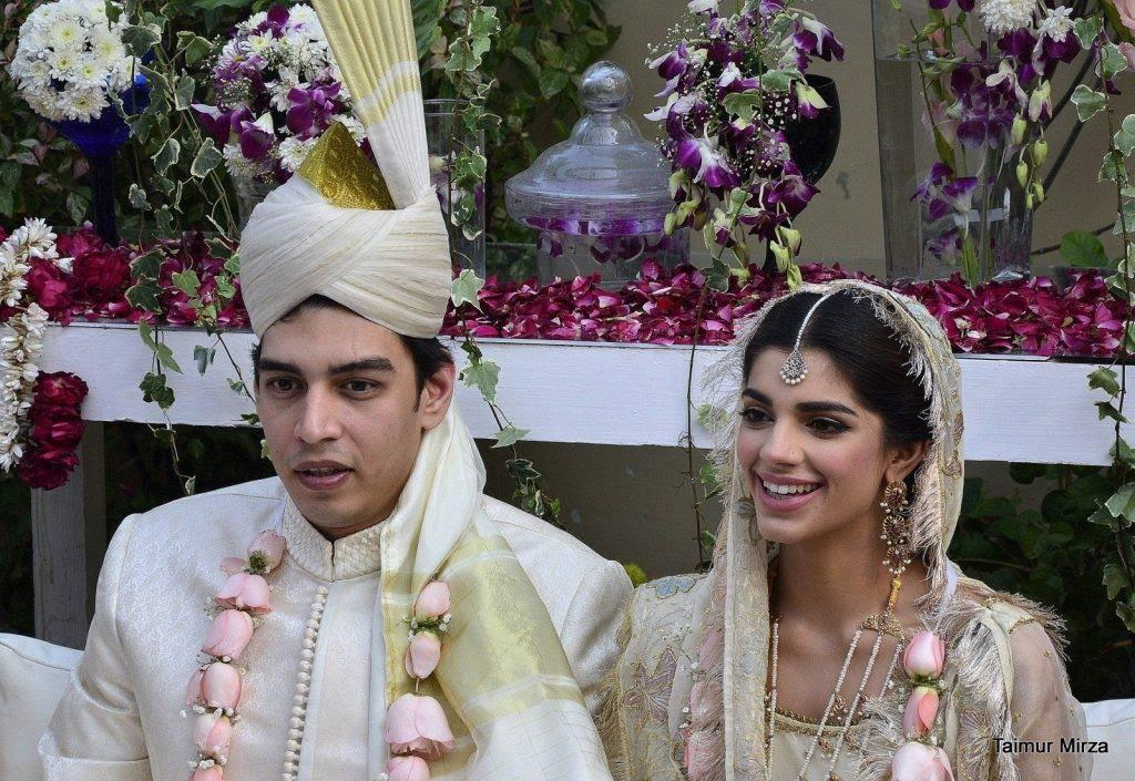 Are Sanam Saeed and Mohib Mirza getting married?