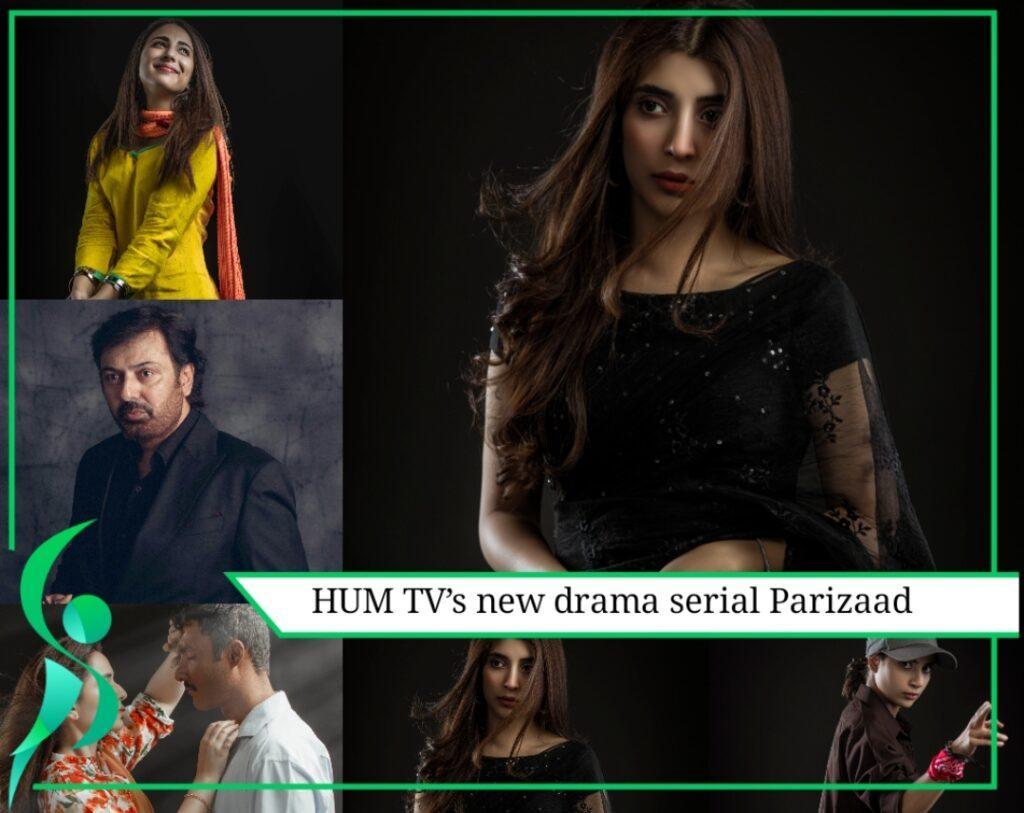 HUM TV's new drama serial Parizaad