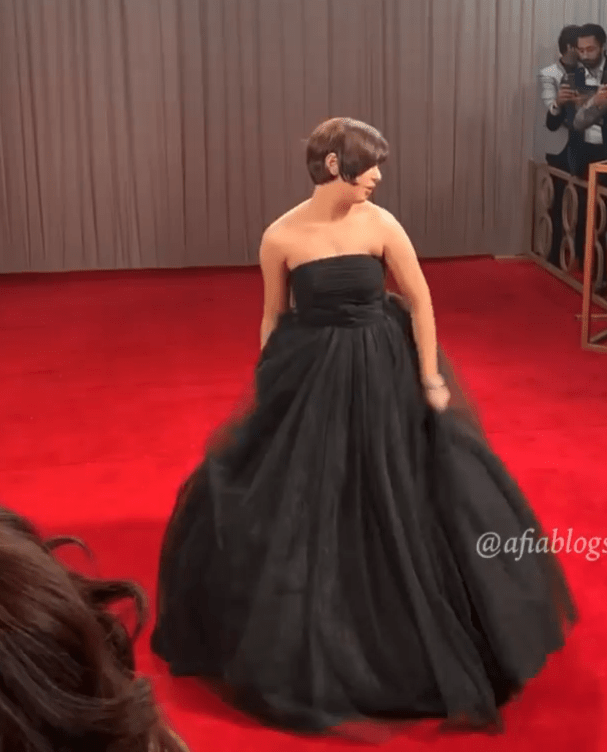 Alizeh Shah at Hum Style Awards 2021